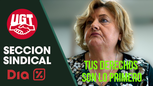 VIDEO | Sección Sindical de FeSMC UGT MADIRD en DIA%